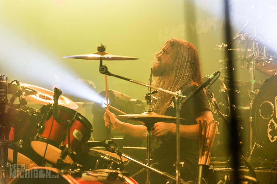 Beyond Creation - Fall Metal Fest 6 on 1-Nov-2015