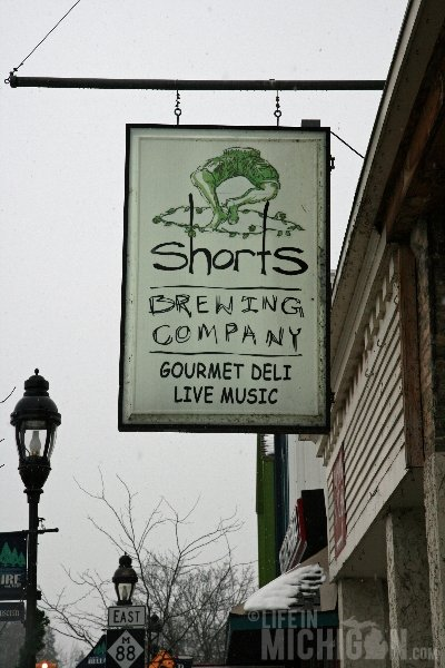 Shorts Brewery, Bellaire Mi