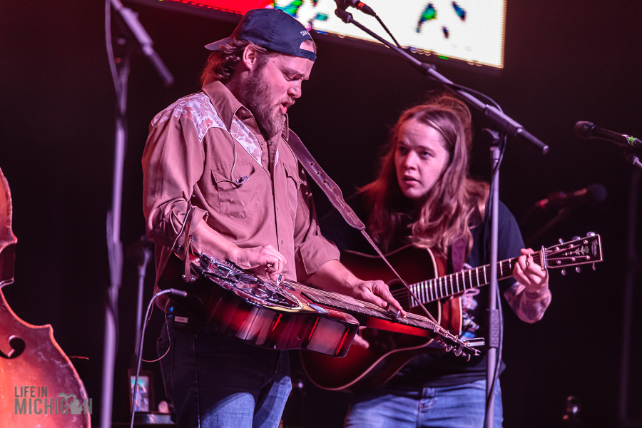Mark Lavengood - Billy Strings at the Majestic