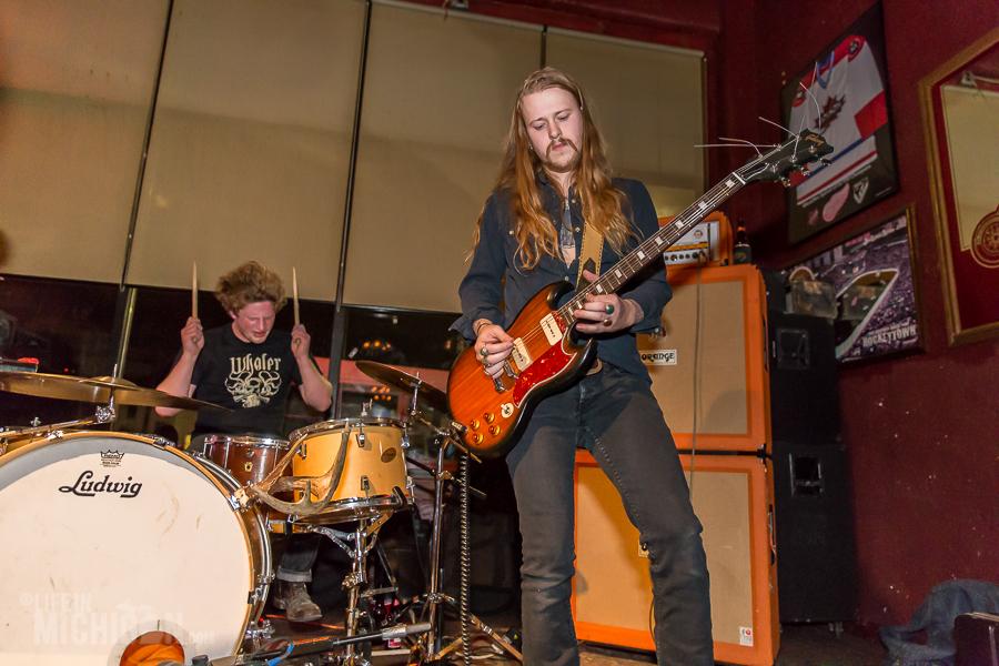 Bison Machine @ New Dodge Lounge - Hamtramck - 20151002