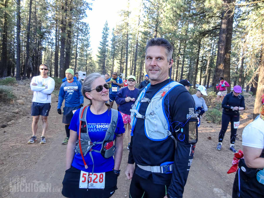 Bizz Johnson 50k - Susanville - 2014