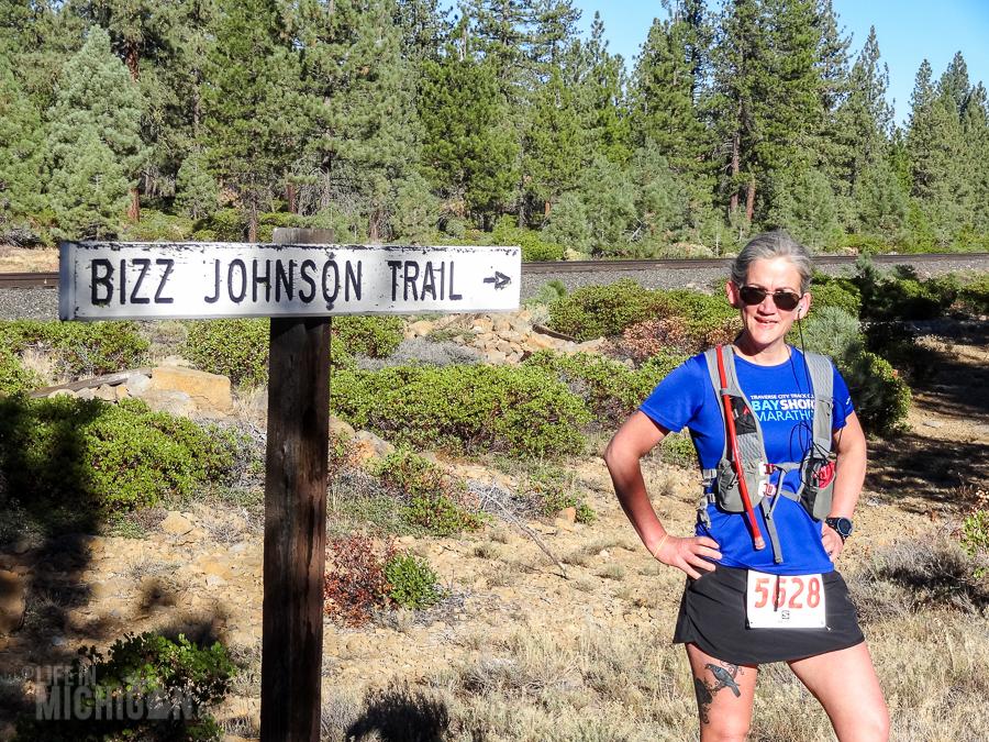 Bizz Johnson 50k - Susanville - 2014