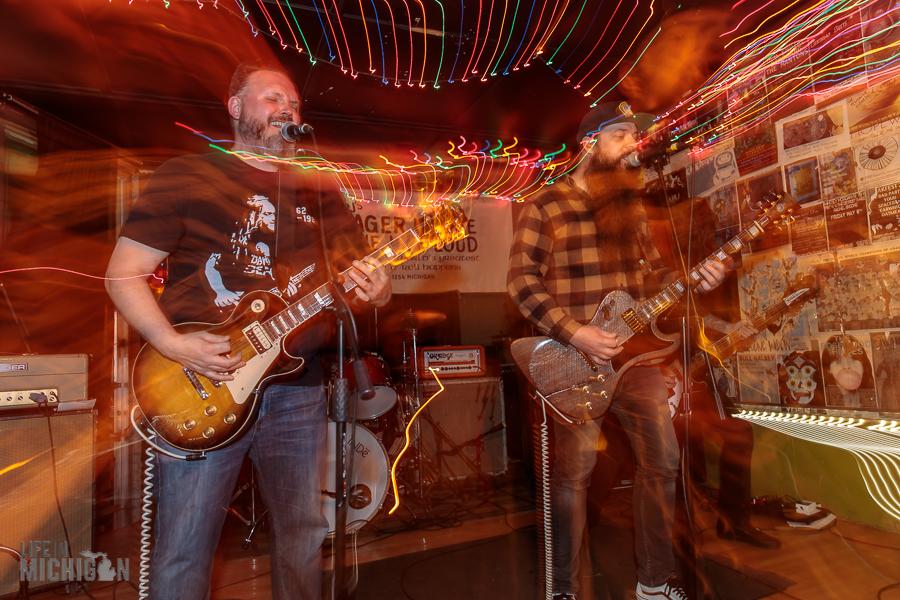 Bonehawk, PJ's Lager House, Detroit