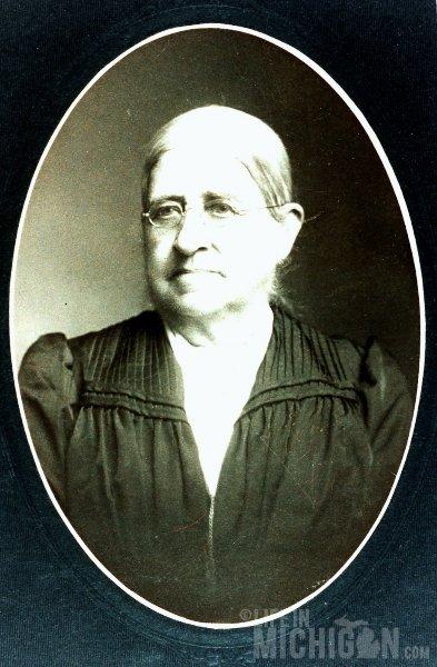 Julia Cook Brown wife of Joshua
