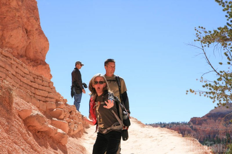 Fun on the Navajo Trail