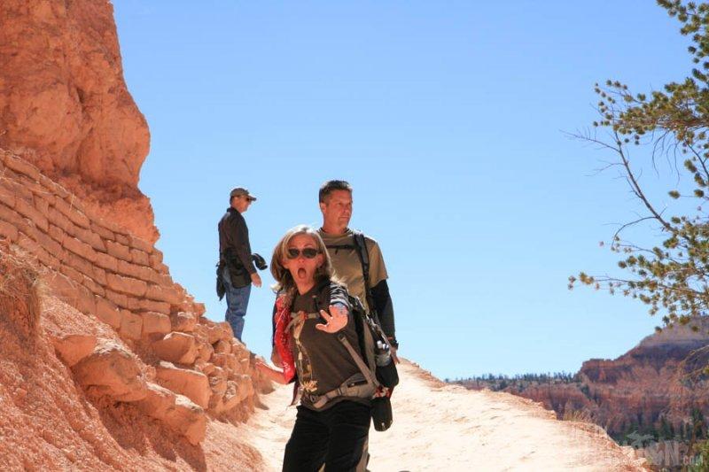 Fun on the Navajo Trail