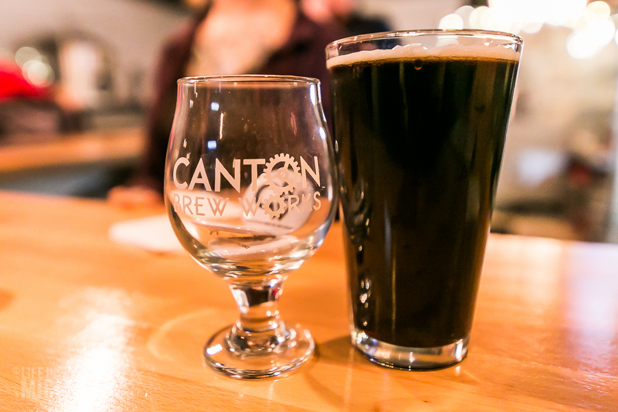 Canton Brew Works - Pop Up Dinner - 2016-4