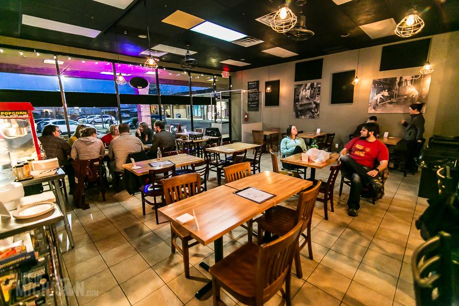 Canton Brew Works - Pop Up Dinner - 2016-7
