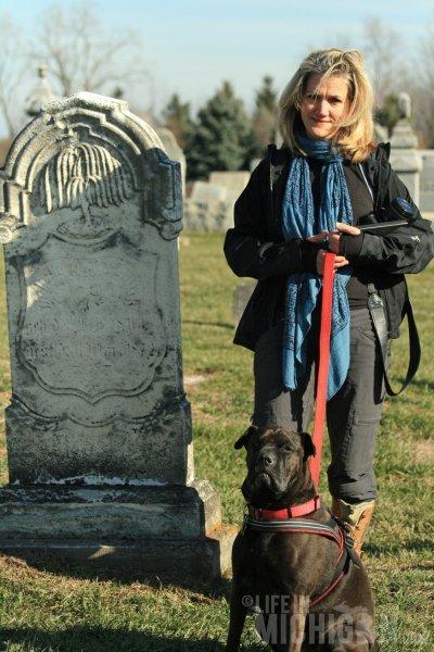 Brenda and Charlie at Salem