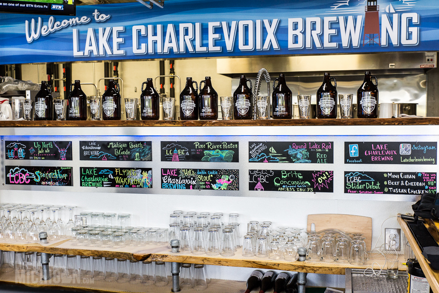 Charlevoix - Mushroom Houses - Lake Charlevoix Brewing - 2015-20