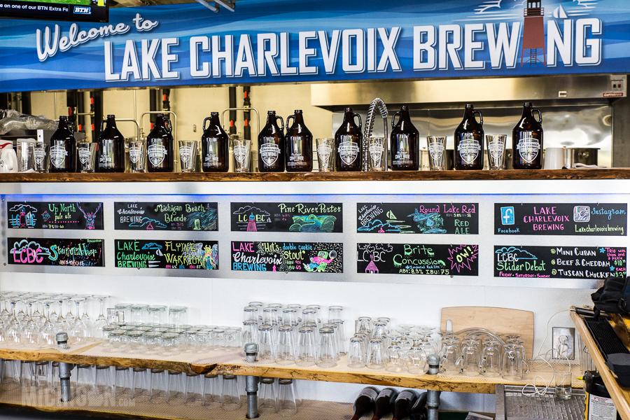 Charlevoix - Mushroom Houses - Lake Charlevoix Brewing - 2015-20