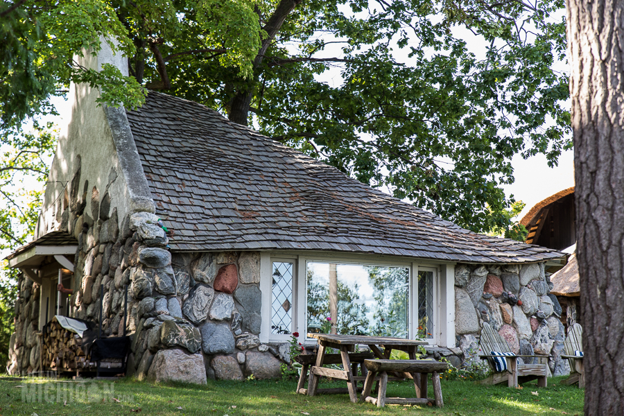 Best of Life In Michgian 2015 - Charlevoix - Mushroom Houses - 2015-51