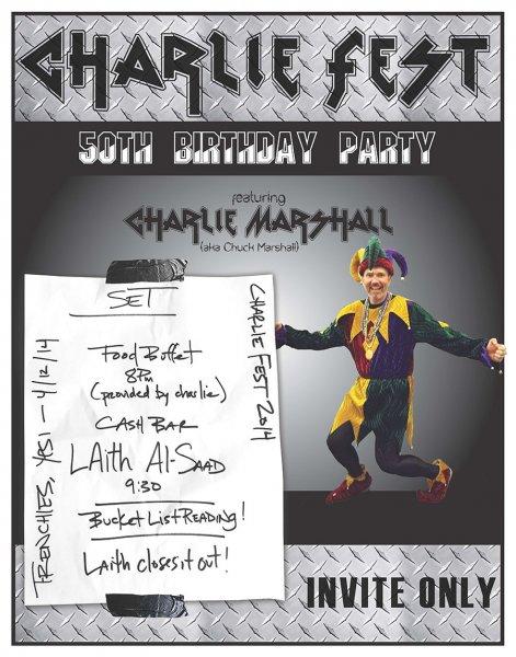 Charlie Fest 50