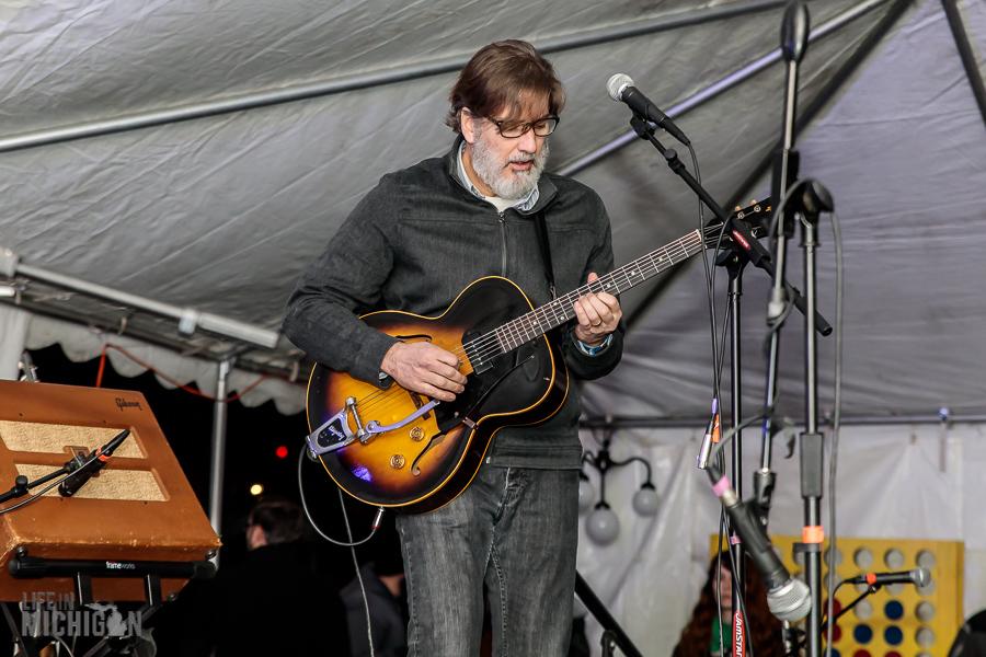 Charlie Millard- Traverse City Microbrew Fest 2017