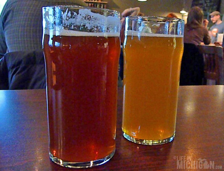 Chelsea Ale IPA and White Ale