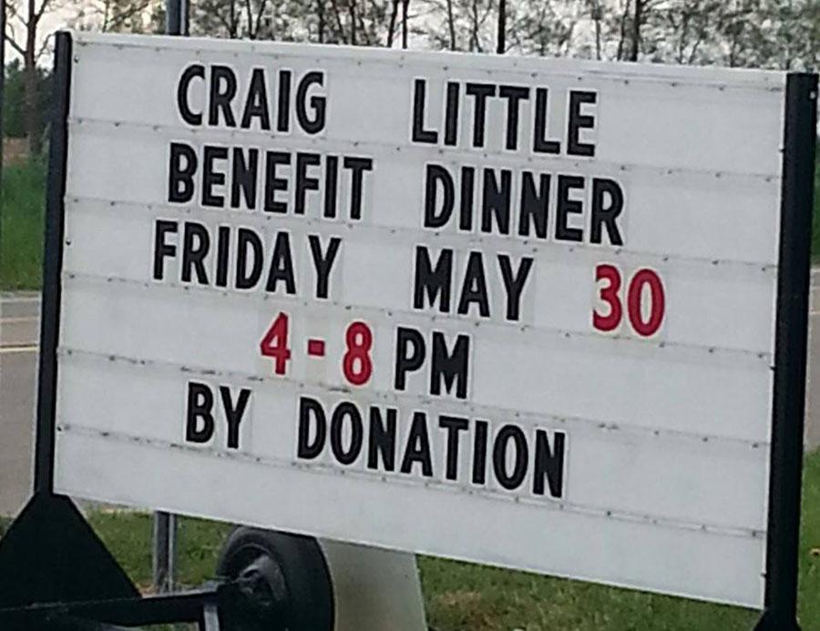 Craig Little Fundraiser