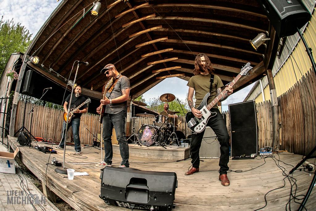Bonehawk @ Dark Alley Cycle Open House