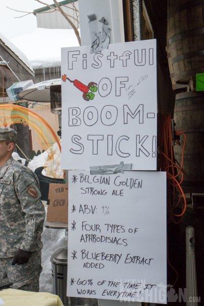Fist ful of Boom Stick