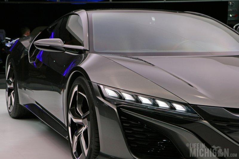Acura NSX hybrid