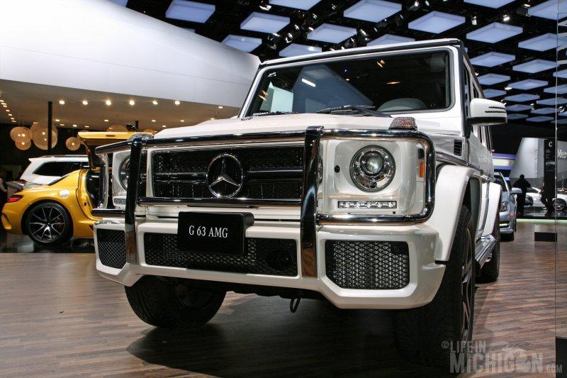 Mercedes 11g