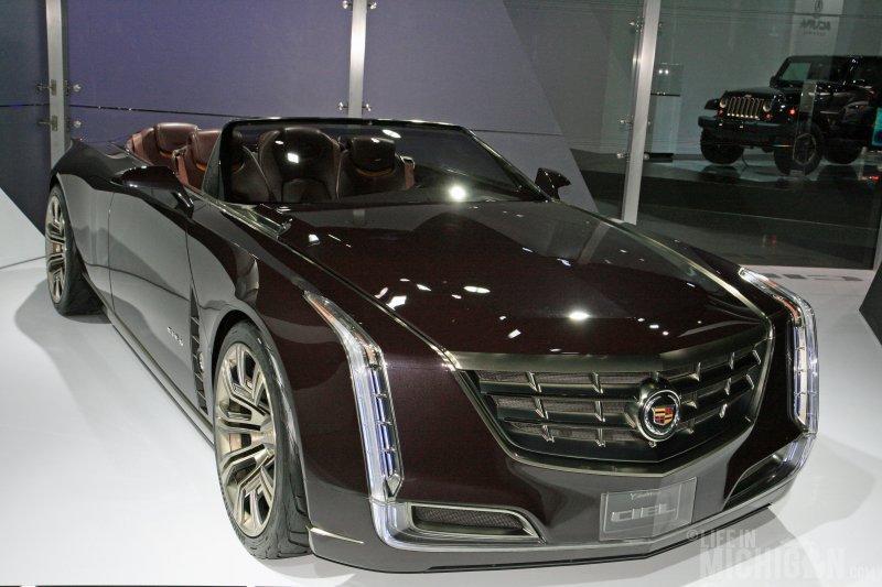 Cadillac Ceil concept