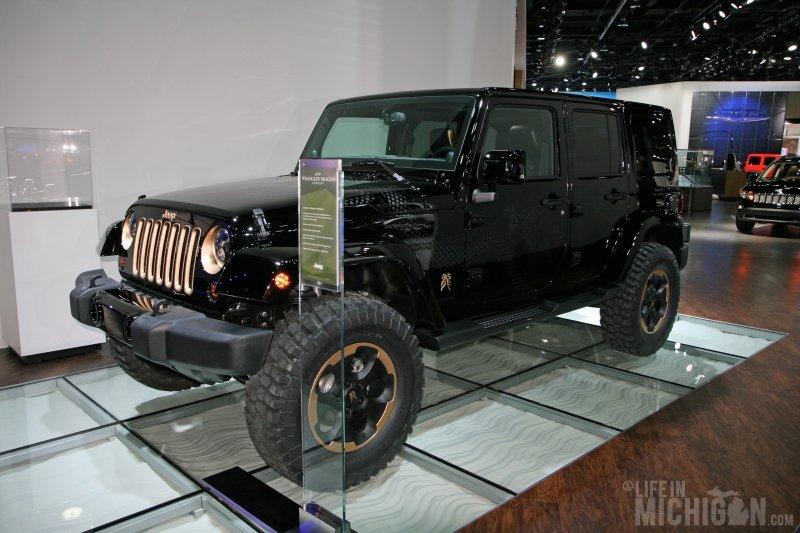 Jeep Dragon concept
