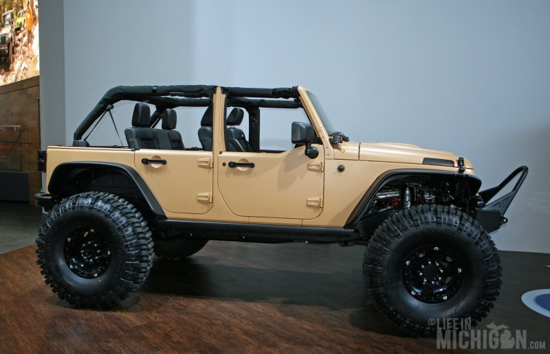 Jeep Rubicon concept