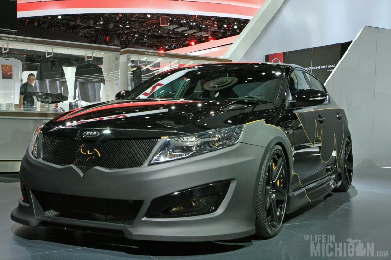Kia Bat Mobile