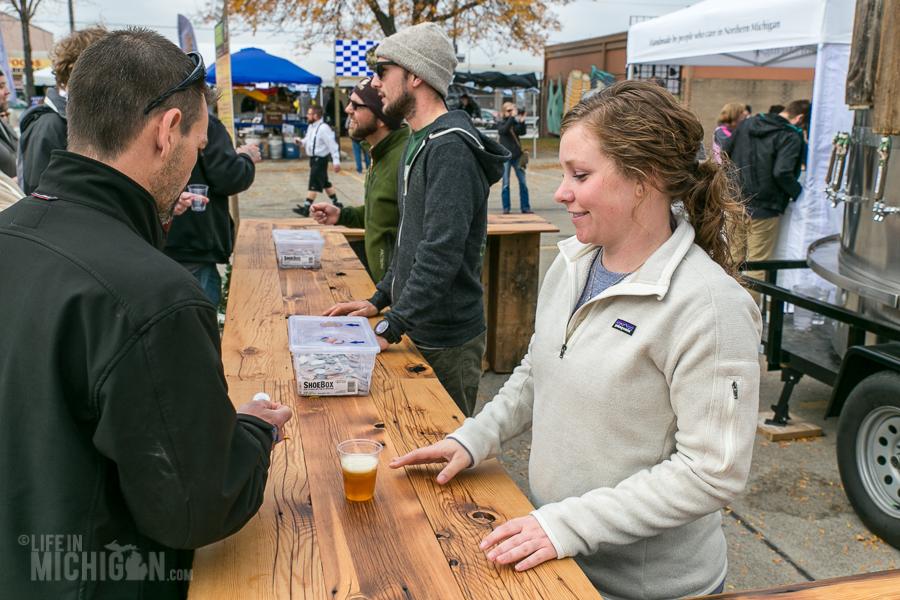 Detroit Fall Beer Fest 2014