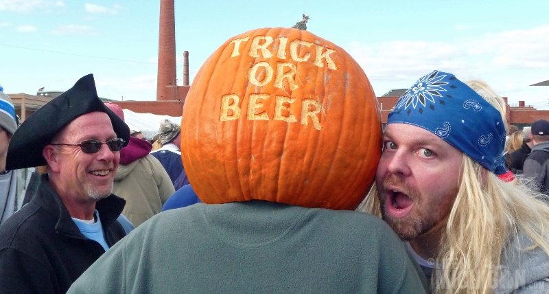 Pumpkin and Pirates