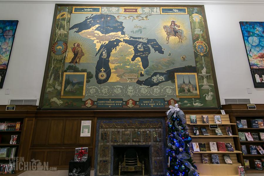 Detroit Public Library - 2015-34