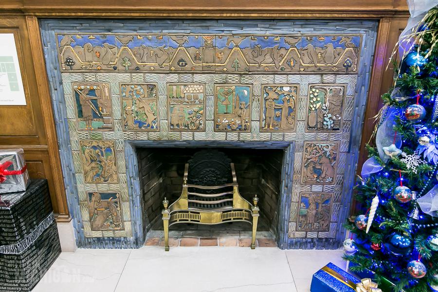 Detroit Public Library - 2015-35