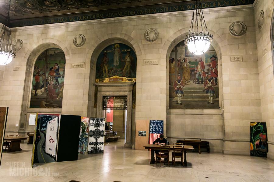 Detroit Public Library - 2015-9