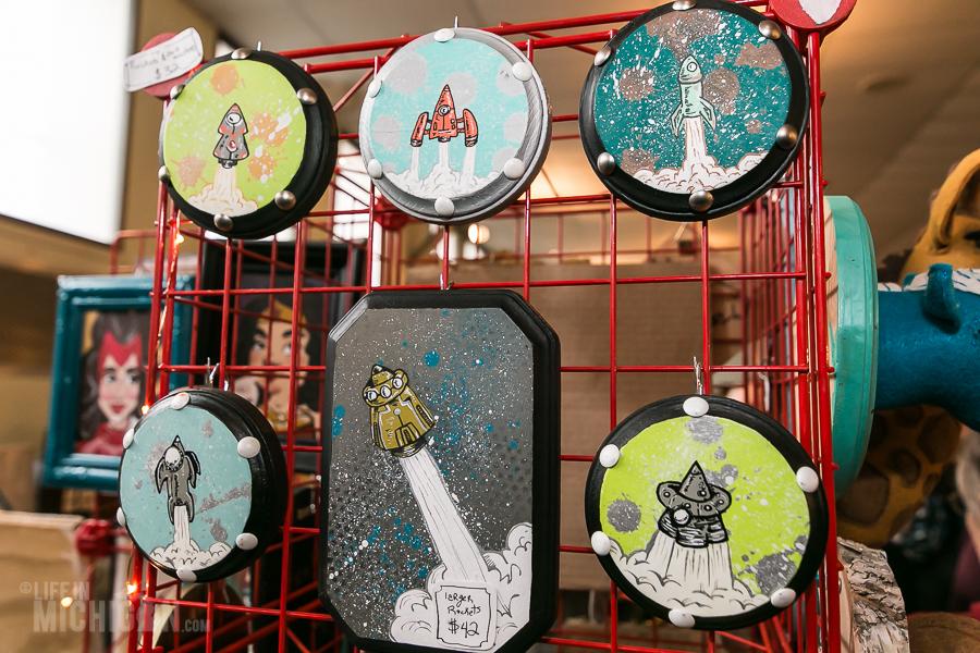 Detroit Urban Craft Fair - 2015-11