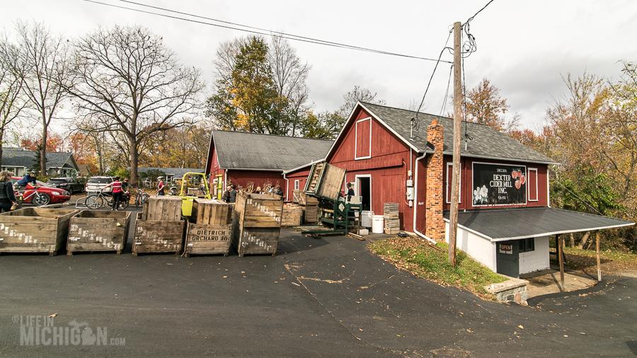 Dexter Cider Mill - 2016-11