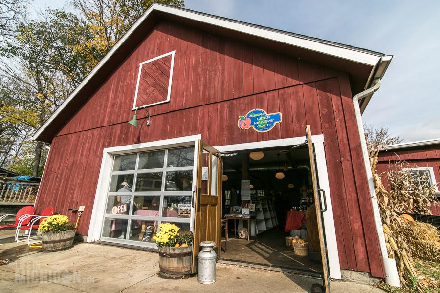 Dexter Cider Mill - 2016-2