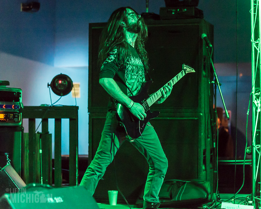 Disillusionment - Fall Metal Fest 6 on 1-Nov-2015