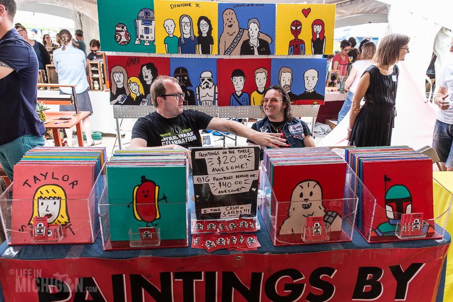 DIYpsi Indie Art Fair