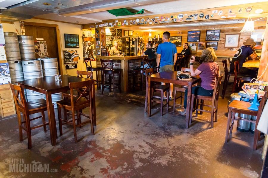 Keweenaw - Eagle River Inn - Brickside - 2015-8