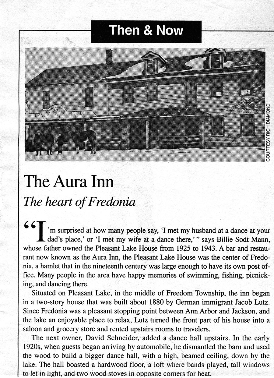 The Aura Inn