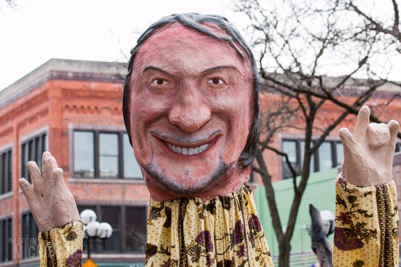 FestiFools Parade Ann Arbor MI 2014