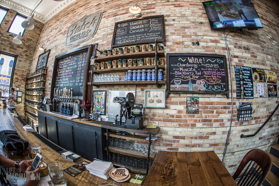 Fetch Brewing in Whitehall - 11