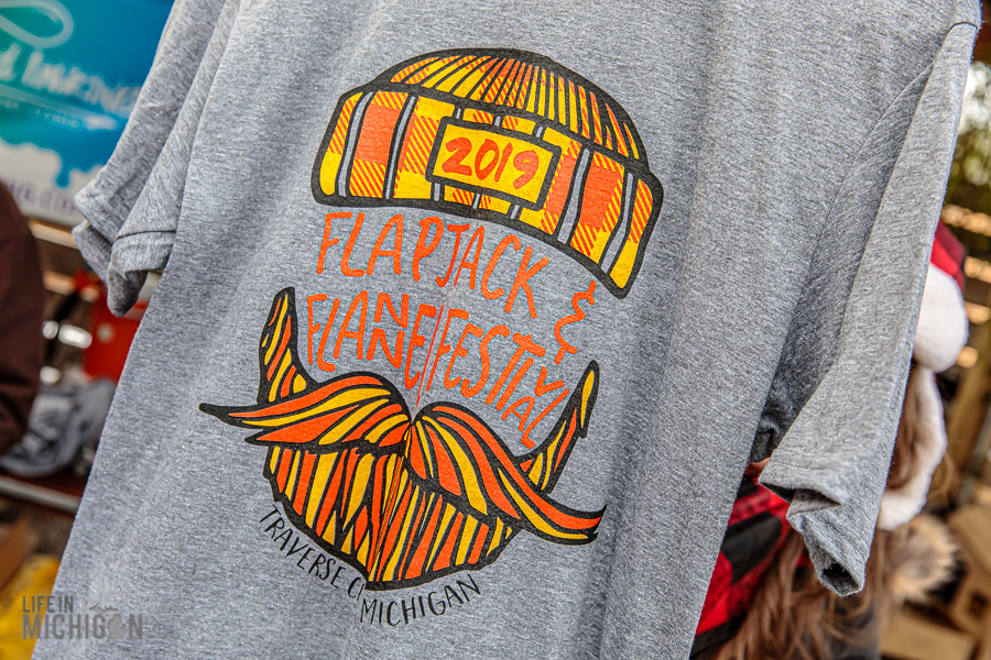 Flapjack and Flannel Festival in Traverse City