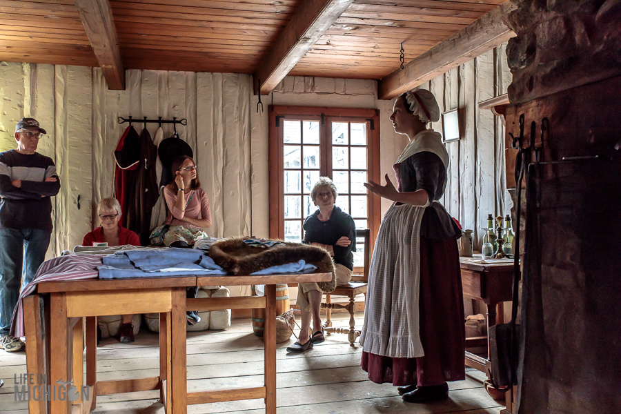 Colonial Michilimackinac-50