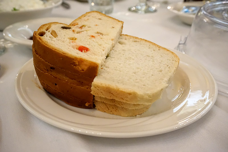 Zehnder's bread
