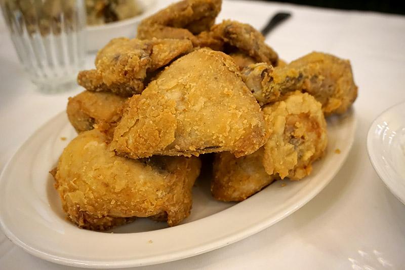 Zehnder's chicken