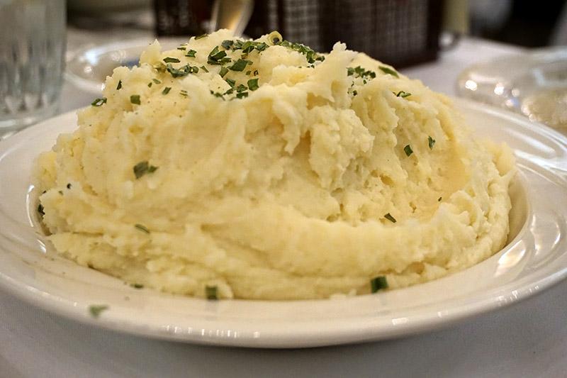 Zehnder's potatoes
