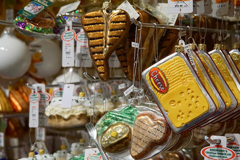 food ornaments 2