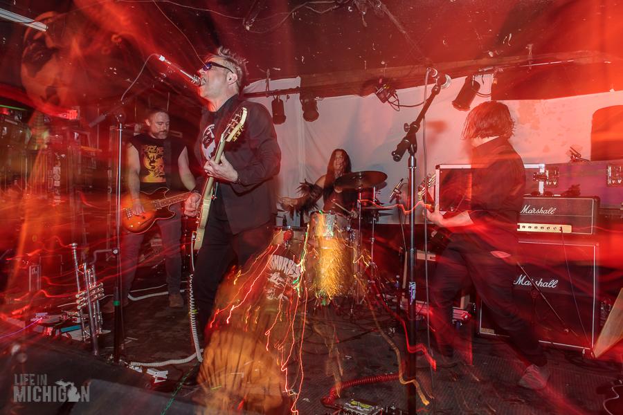 Warhorses @ Fuzz Fest 4 - Blind Pig
