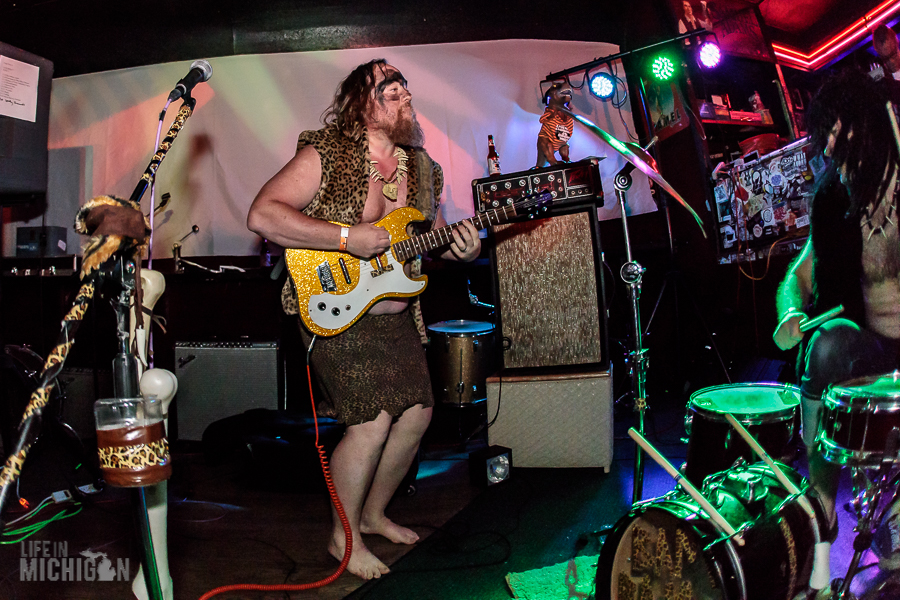 Caveman and Bam Bam @ Fuzz Fest 4 - Blind Pig